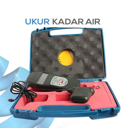 Alat Ukur Kadar Air bahan serat MC-7825PS Multifunctional Moisture Meter
