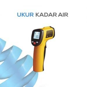 Digital Non-Contact IR Infrared Digital Thermometer AMF009