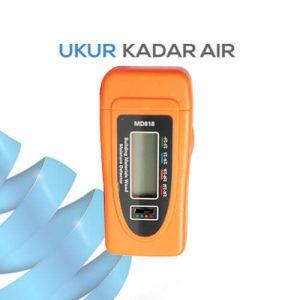Alat Ukur Kadar Air Kayu MD818 - Standar Kualitas Kayu