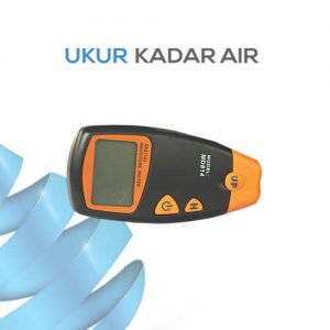 Pengukur Kadar Air Sensor Pin MD814