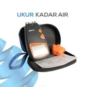 Pengukur Kadar Air Kertas MD916