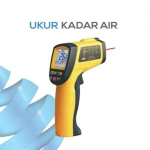 Digital Infrared Thermometer AMF-005