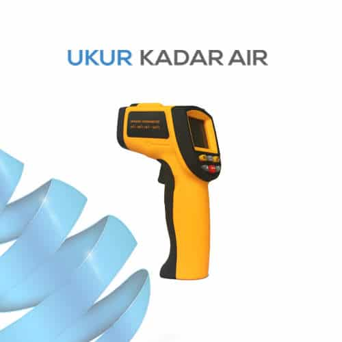 Digital Infrared Thermometer AMF-010