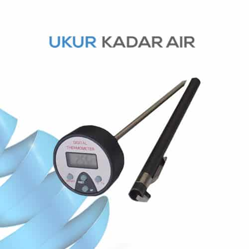Digital Instant Read Thermometer KL-4101