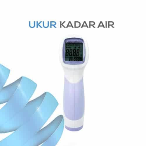 Jual thermometer infrared dt-8806h