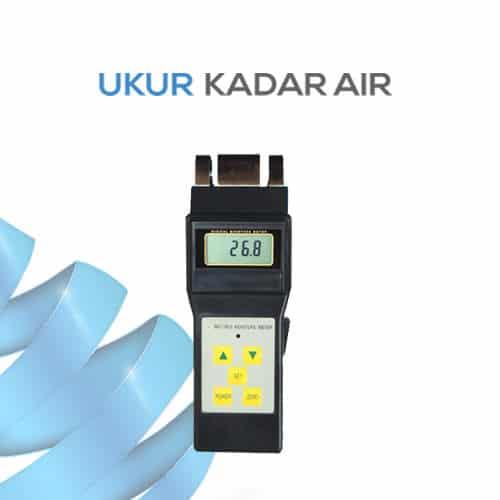 Pengukur Kadar Air Kayu Digital MC-7812
