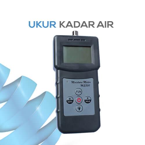 Alat Ukur Kadar Air Serbuk Batubara MS350
