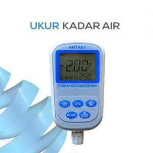 Alat Ukur Kadar Air 7 in 1 PC900