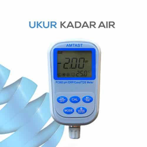 Alat Ukur Kadar Air 7 in 1 PC900