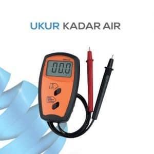 Voltmeter Perlawanan internal Baterai seri SM8124