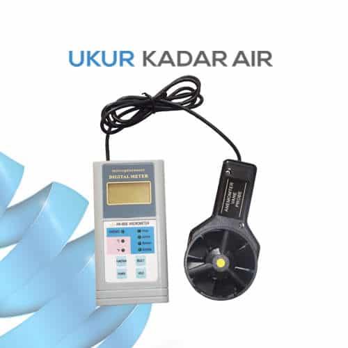 Pengukur Kecepatan Angin Digital AM-4838