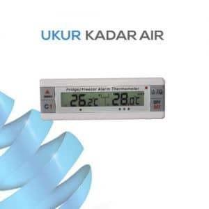 Thermometer seri AMT-113 untuk Kulkas/Freezer