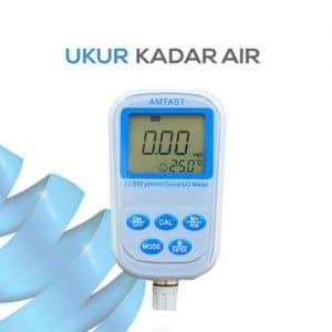 EC900 Meter 8 in 1 untuk Pengolahan Limbah Air