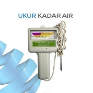 Pengukur Kadar Chlorine dan pH Cocok untuk Kolam Renang SPA KCP01