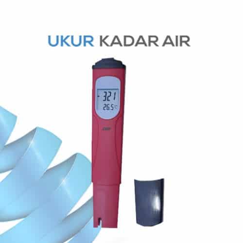 ORP meter untuk Perikanan peternakan,dan pertanian berbasis air lainnya KL-169C