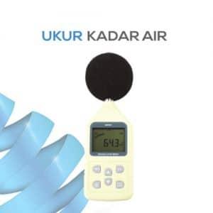 Pengukur Tingkat Getaran Suara / Sound Level Meter AMF007