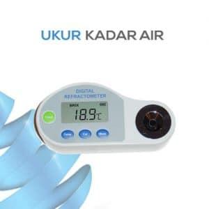 Pengukur Kadar Gula pada Madu Digital Refractometer DHN2