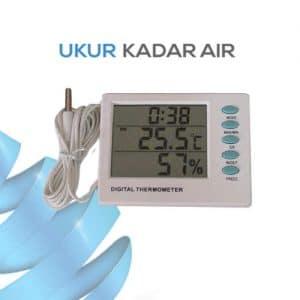 Digital Thermometer dilengkapi Alarm AMT-109
