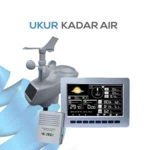 Alat Perkiraan Cuaca di lengkapi Lux Meter AW003
