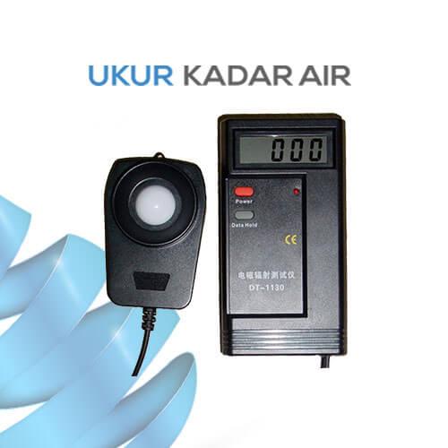 Pengukur Radiasi Elektromagnetik DT-1130