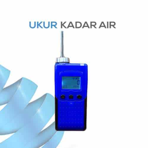 Alat Deteksi Gas Portabel GS100-O31