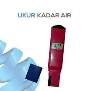 Pengukur pH Akurasi Tinggi KL-081