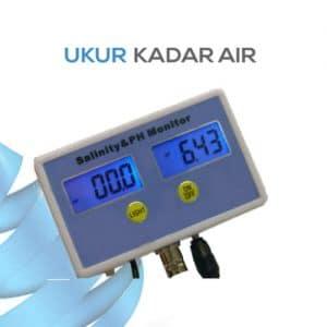 Monitor Kadar Garam dan pH dalam Aquarium KL-2771