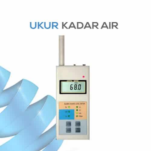 Pengukur Tingkat Suara/ Sound Level Meter SL-5818