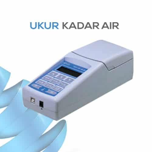 Alat Ukur Tingkat Kekeruhan Air/Turbidity Meter TU001