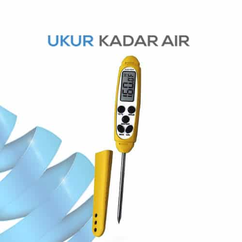 Pocket Thermometer With Antimicrobial Sleeve AMT-135