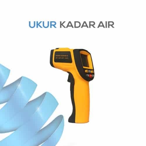 Infrared Thermometer untuk Perindustrian
