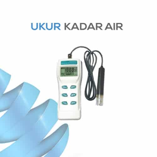 Alat Ukur Konsentrasi Oksigen DO Meter seri DO-8401