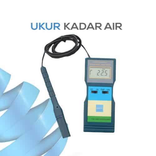 Pengukur Suhu Ruangan Sensor Terpisah HT-6290