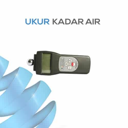 Pengukur Kadar Air untuk Bahan Katun seri MC-7825C