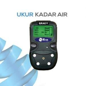 Gas Detector Dengan Fitur Lengkap! PGM-2400