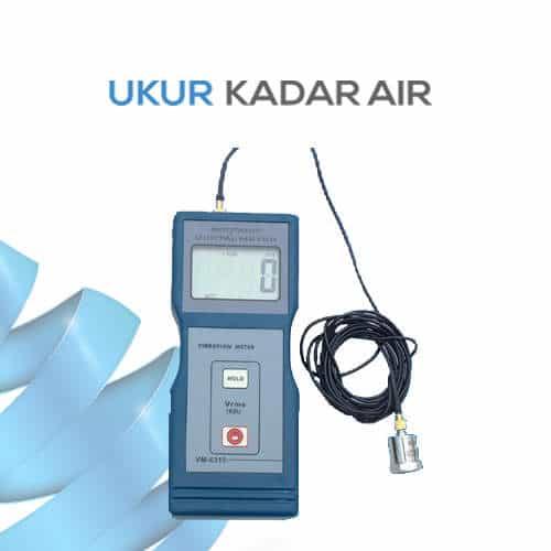 Alat Penguji Getaran Sensor Terpisah VM-6310