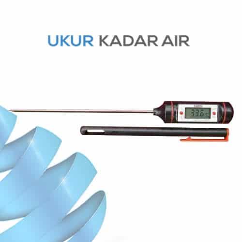 Thermometer WT-1 cocok untuk pengukuran suhu pada daging
