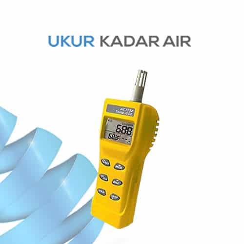 Mendeteksi Polusi Udara dengan 7752