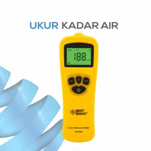 Gas Detector Karbon Monoksida AR8700A Smartsensor!