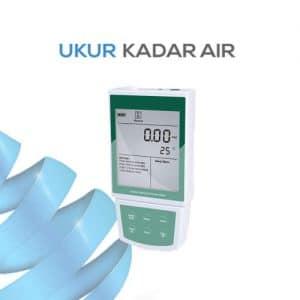 Alat Ukur Kadar Oksigen dengan DO-821