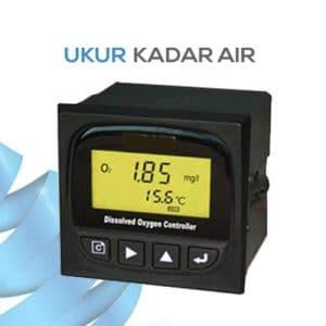 Pemantau Dissolved Oxygen Konsentrasi Tinggi DO-8600