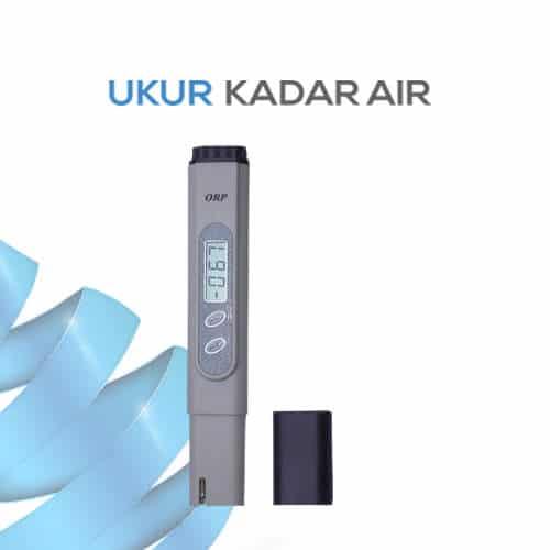 Pengukur Oksidasi Reduksi Potensial KL-169B