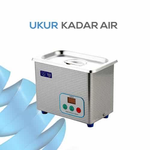 Pembersih Ultrasonik Digital seri PS-06A