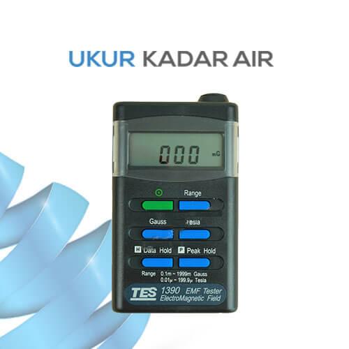 Alat Ukur Radiasi Elektromagnetik seri 1391