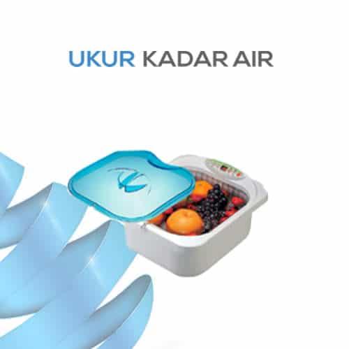 Pembersih Ultrasonic untuk Buah dan Sayuran BM-0598