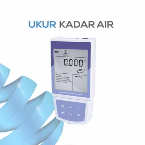 Konduktivitas dan Salinity Meter seri CD531