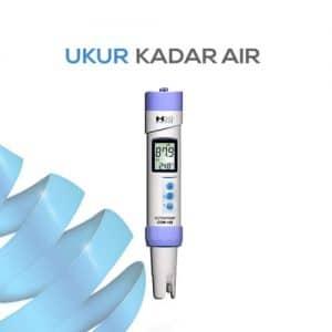 Alat Pengukur Tingkat TDS / EC dan Temperature Air COM100