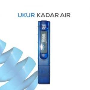 TDS Meter KL-710 untuk Hidroponik , akuarium , makanan dan kopi