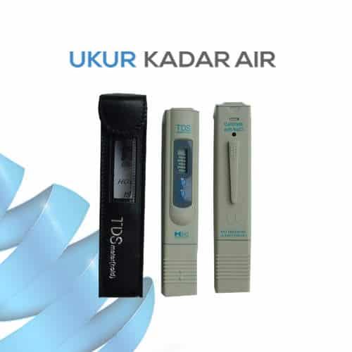 TDS Meter dan Pengukur Temperature Air KL-731