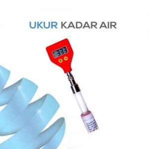 pH meter seri KL-98109 untuk buah-buahan